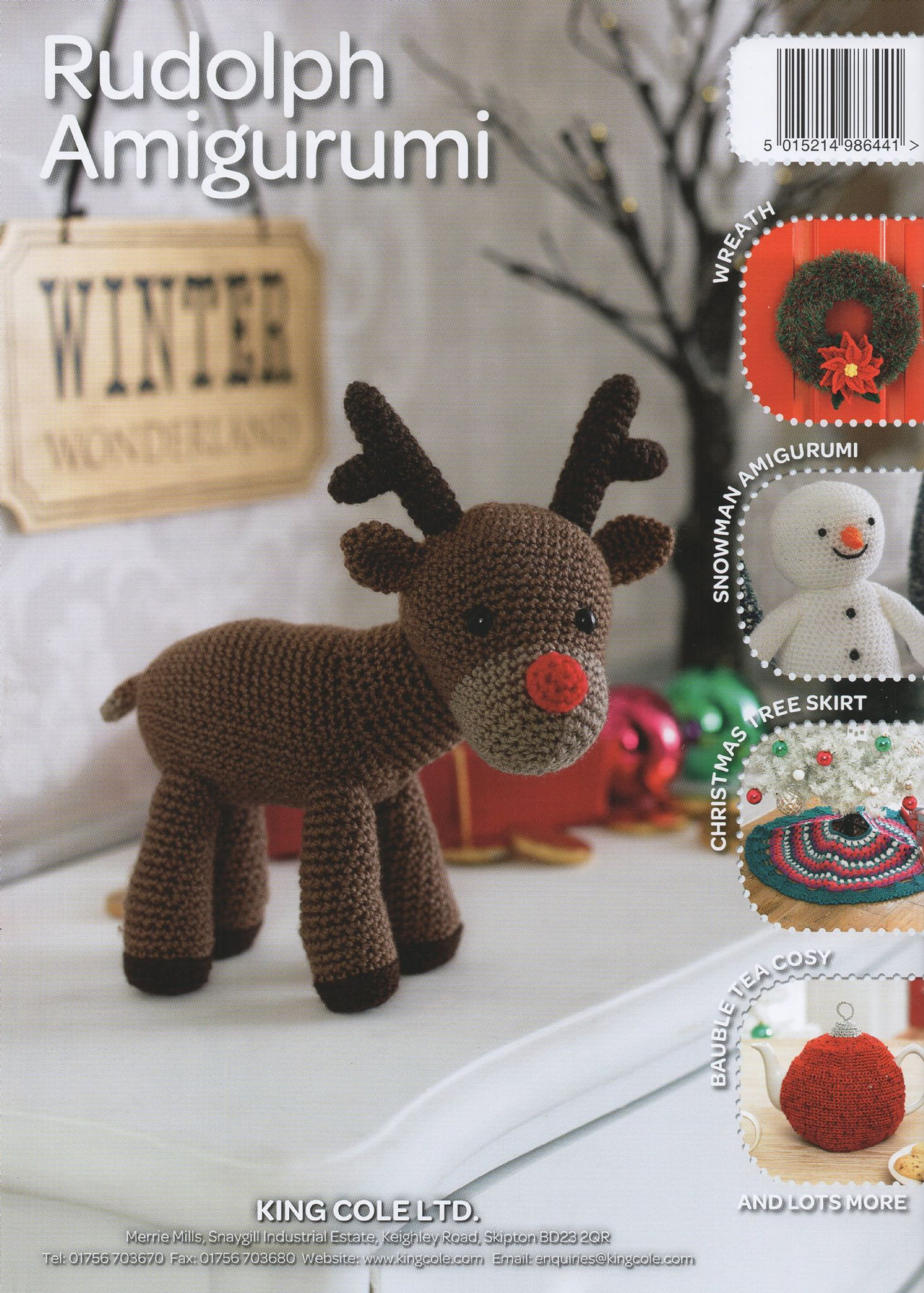 Tami's Amigurumi — A collection of all my Christmas amigurumi ... | 2048x1464